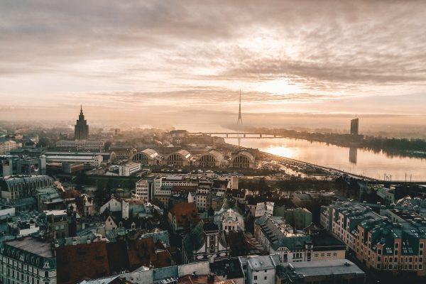 Relocation to Latvia