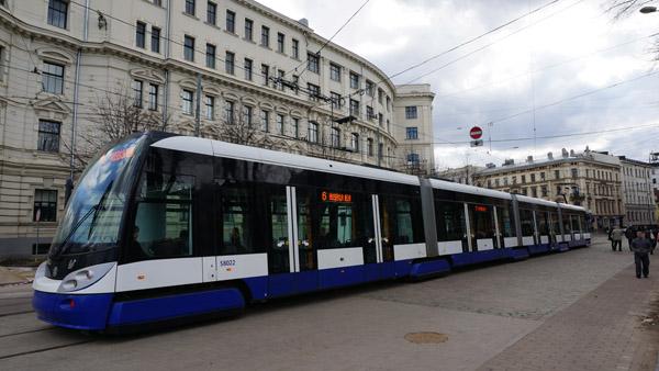 Transport in Latvia